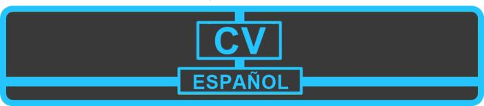 CV ESPAÑOL Adrian Rodrigo